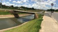 Canal de Drenagem Sustentavel - Rio São João 01