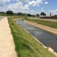 Canal de Drenagem Sustentavel - Rio São João 02