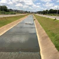 Canal de Drenagem Sustentavel - Rio São João 03