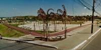 Construção da Praça JK 02