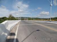 Ponte de ligação da Av. Raul Teixeira 01